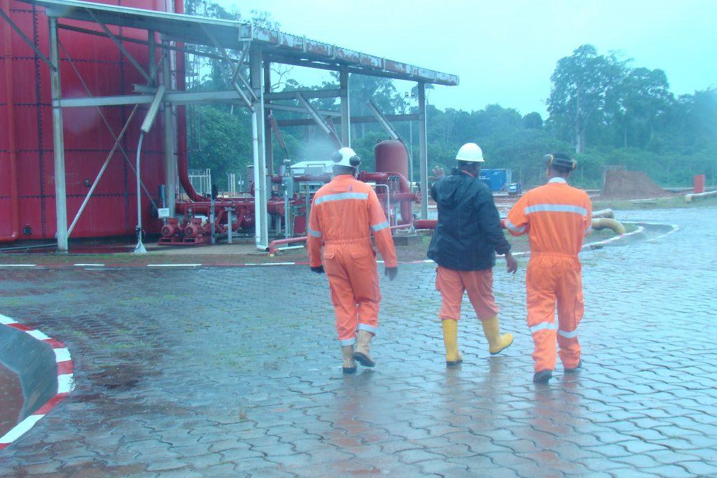 etude d'impact environnemental et social du projet de construction d'une centrale à gaz (Yaoundé/Cameroun)