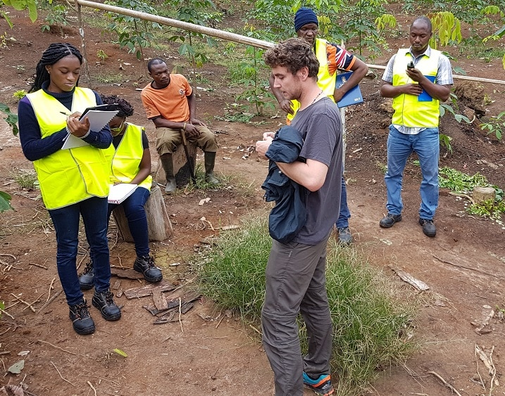 Etude d'impacts environnemental et social projet agricole de 1000 hectares (Djoum,Cameroun)